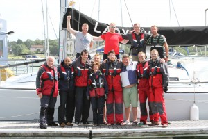 August Stag Sailing Do