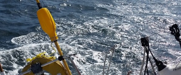 Cracking Sunny Sail